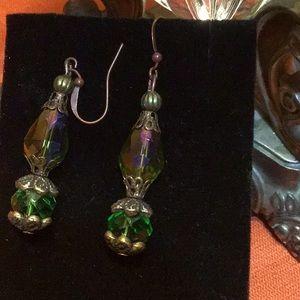 Victorian,Edwardian,downtown abbey earrings